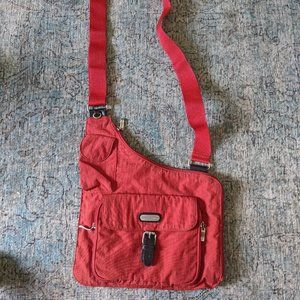 Baggallini Crossbody in Red